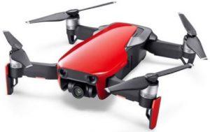 DJI Mavic Air avec pilote automatique GPS et caméra