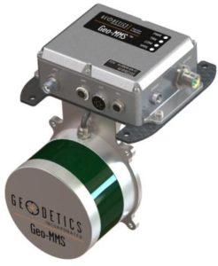 Geodetics Geo-MMS SAASM Lidar Sensor For UAS