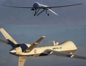 Drone militaire MQ-1B Predator et MQ-9 Reaper