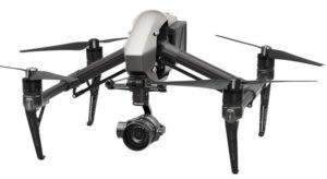 Test et spécifications du drone DJI Inspire 2