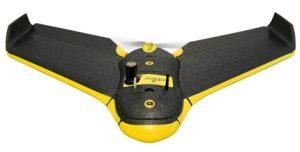 Drones pour l'agriculture - SenseFly eBee AG avec capteur multispectral