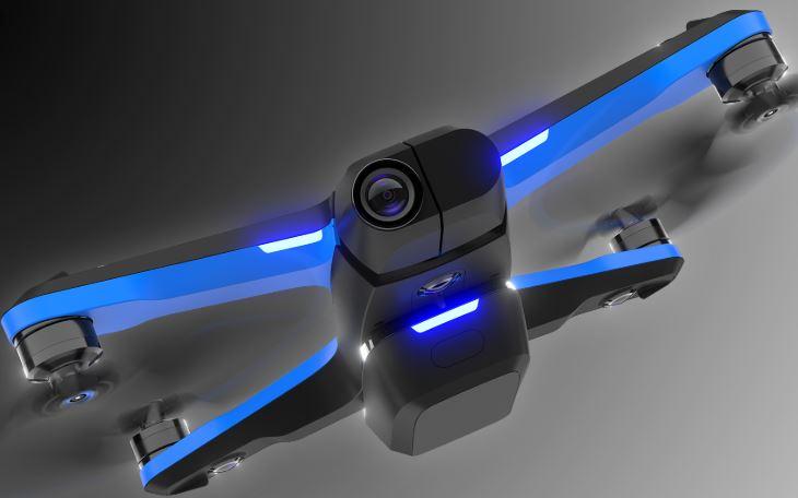 Critique du drone Skydio 2