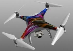 Modes de vol intelligents et systèmes d'évitement d'obstacles DJI Phantom 4 Pro