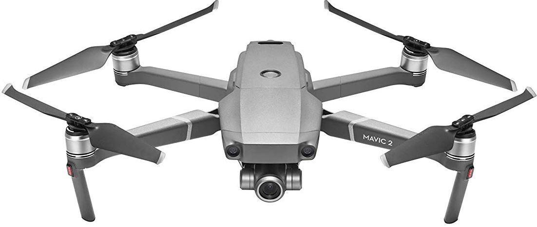 Drone de photographie aérienne DJI Mavic 2 Zoom