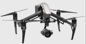 Drone de photographie aérienne DJI Inspire 2