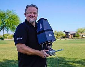 Entretien de Drone Company avec le PDG d'EAP, Mark Taylor