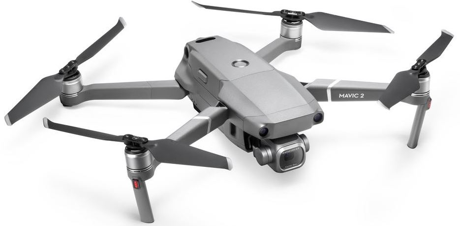 DJI Mavic 2 Pro et Mavic 2 Zoom Review