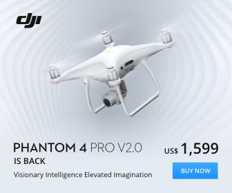 Drone Accessoires À faire soi-même quadcoptet pièces pliante en métal antenne GPS Mount Holder