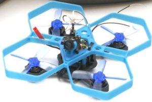 Drone éducatif imprimé en 3D à l'aide de l'imprimante 3D Prusa i3 MK3S