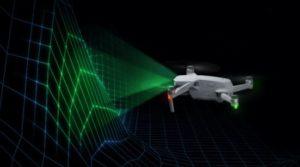 DJI Mavic Air 2 Détection d'obstacles et évitement de collision APAS Review