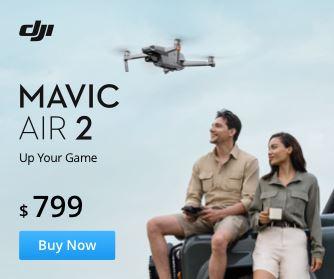 Meilleures offres DJI Mavic Air 2 Drone