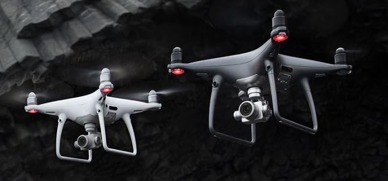 Drone qui vous suit