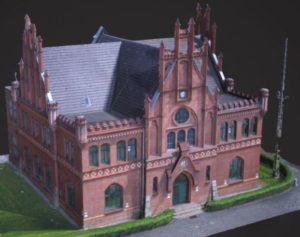 Logiciel de photogrammétrie pour la création de modèles 3D.