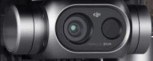 DJI Mavic 2 Enterprise Dual avec caméra thermique