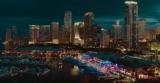 DJI Phantom 4 Drone Films Magnifiquement à Miami, en Nouvelle-Angleterre, en Jamaïque, à Maurice et à New York