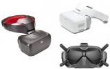Toutes les lunettes DJI examinées avec les fonctionnalités, les spécifications et la compatibilité des drones