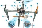 Aperçu rapide des pièces de drone avec des conseils de bricolage pratiques