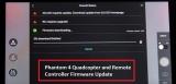 Mise à jour du micrologiciel DJI Phantom 4 et correction des problèmes d'échec de mise à jour